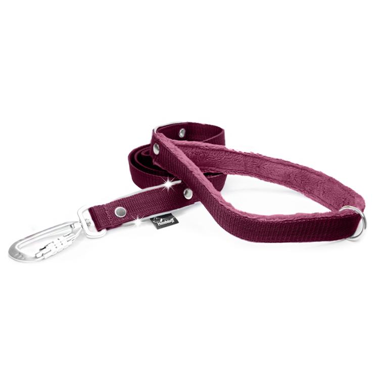 Safe koppel - Plum koppel med reflex och twist & lock