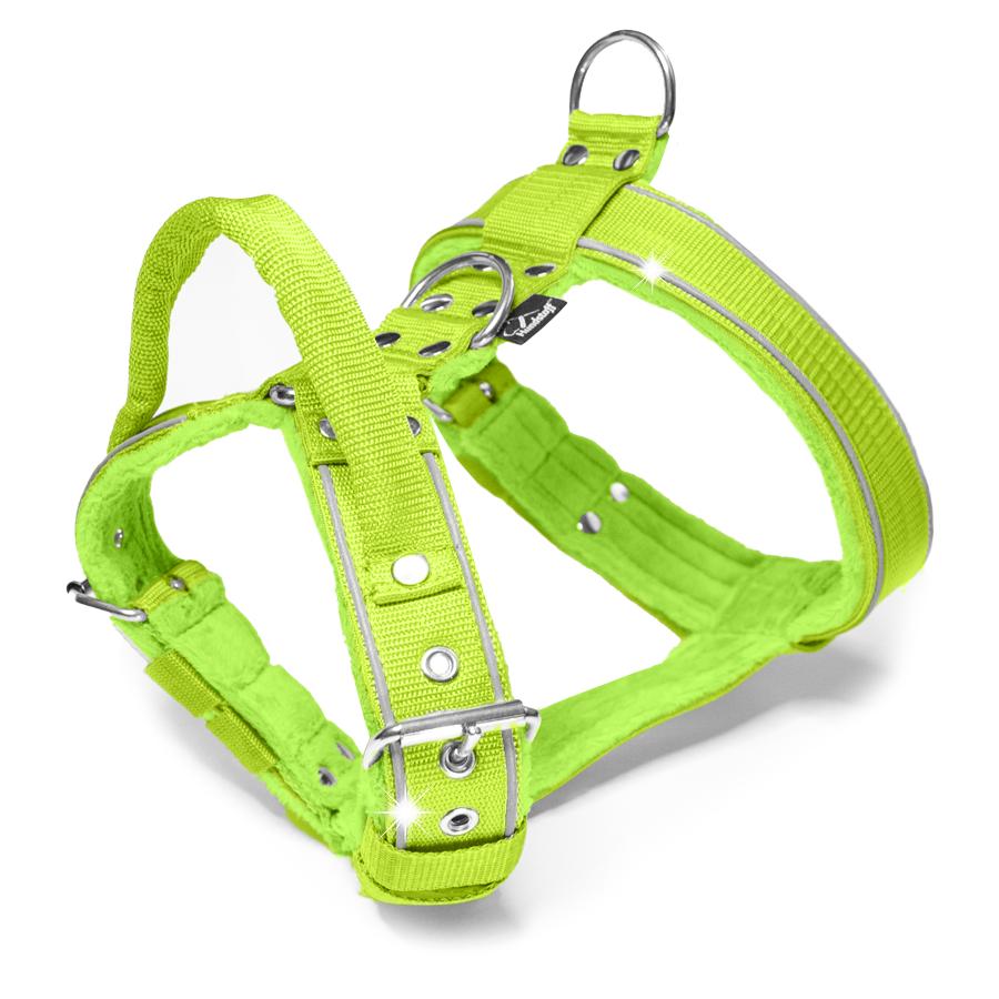 Dynamic Safe Lime - lime sele med reflex