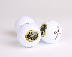 Elfsborg Golfboll 3-pack