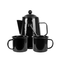 Emaljerat Kaffepaket Espegard