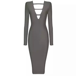 Ruchami Dress Grey