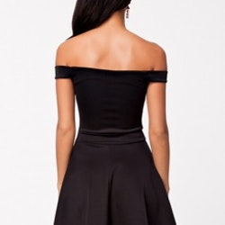 Mariya  Dress Black