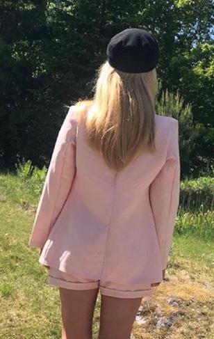 Mrs. Wolff Set Pink