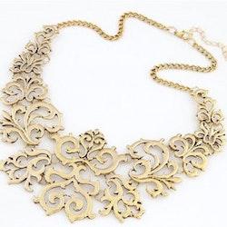 Lina Gold Halsband