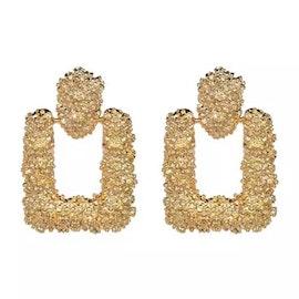 Ranya Gold Earrings