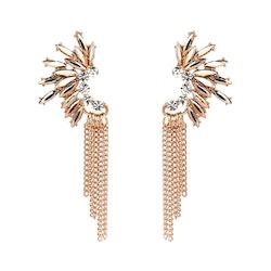 Golden Chains Örhängen