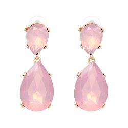 Lilo (big) Frost Pink Örhängen
