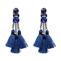 Ulyana Blue Örhängen
