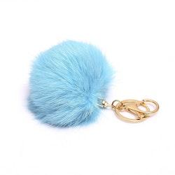 Pom Pom Baby Blue