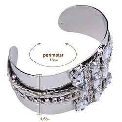 Cindy Silver Bracelet