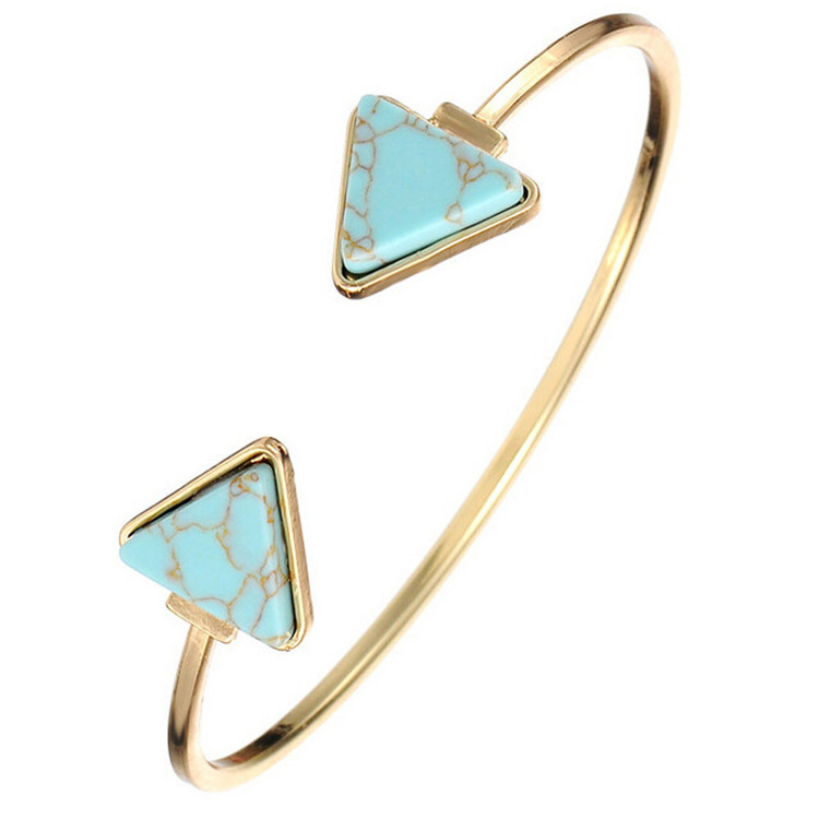 Triangel Blue Marble