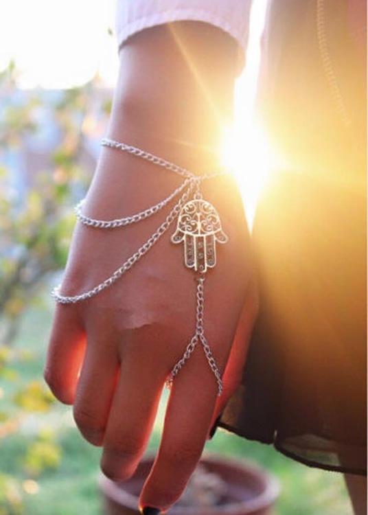 Fathimas Hand Bracelet