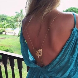 Butterfly bodychain