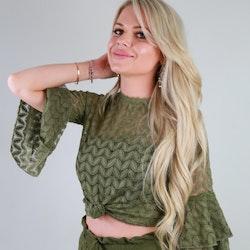 Esmeralda Top Green