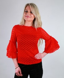 Esmeralda Top Red