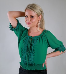 Sussie Top Green