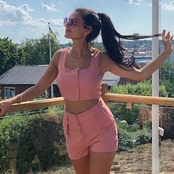 Sofia Set Pink