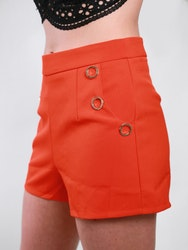 Jackie Shorts Orange