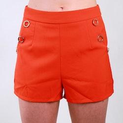 Jackie Shorts Orange