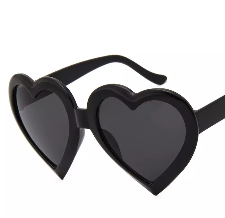 Lovely Sunglasses Black