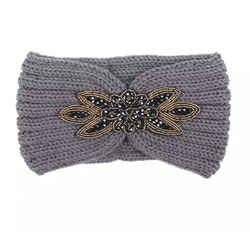 Melina Headband Grey