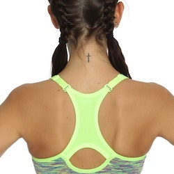Running Sports Bra Green