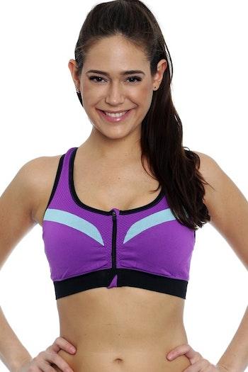 Sturdy Sportbra Purple