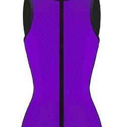 Waist trainer - Xzena Flex Lila
