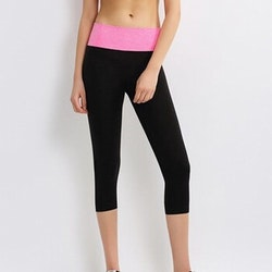 Yoga Pants Short Pink