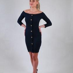 Ramina Dress Navy