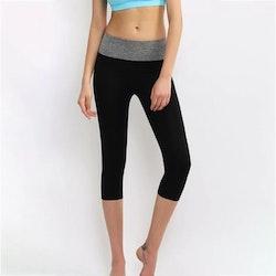 Yoga Pants Short Grey