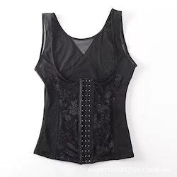 Minerva Vest Black