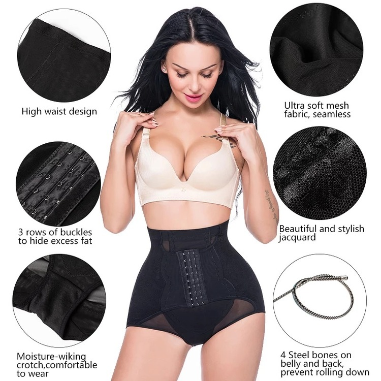 Extreme Waistcontrol Shaper Black