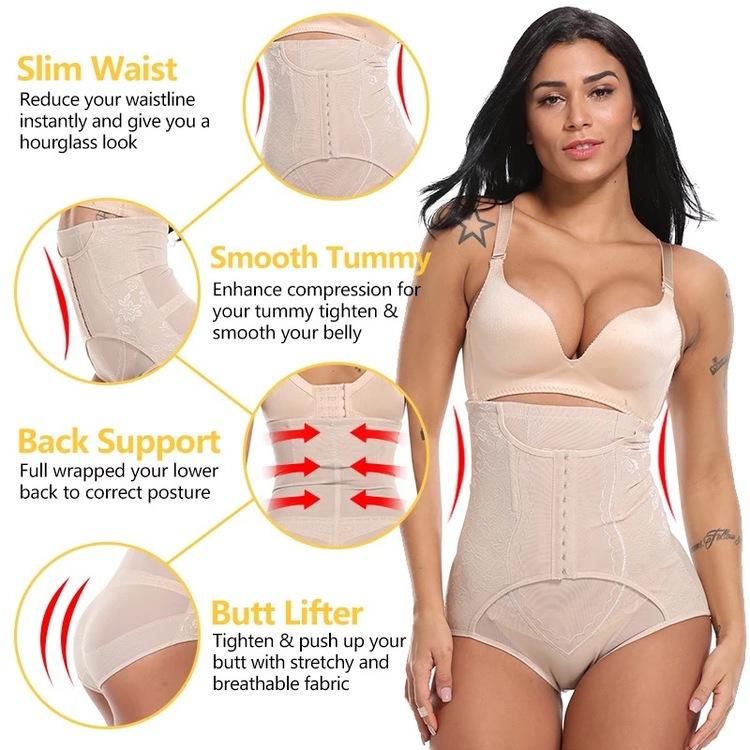 Extreme Waistcontrol Shaper Nude
