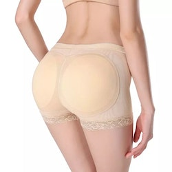 Padded Buttshaper Beige
