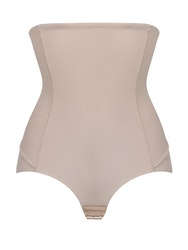 Highwaisted Slimmingshaper Without Steelbones Nude