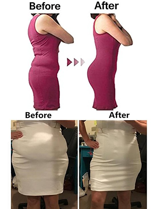 Highwaisted Slimmingshaper Without Steelbones Svart