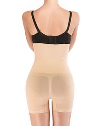 Steelboned Bodyshaper Nude