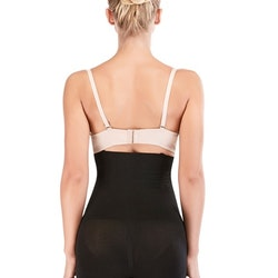 Steelboned Bodyshaper Black