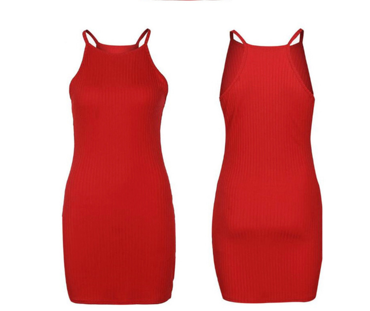 Miley Red Dress