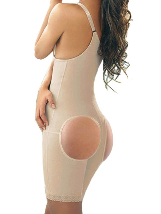 Slimming Buttliftshaper Beige