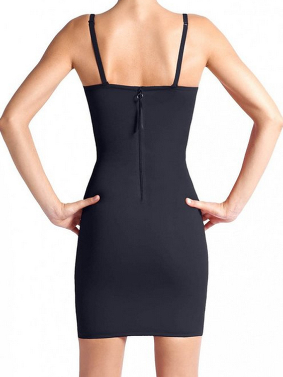 Slimmingdress Black