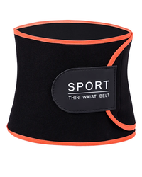 Waistbelt Sport Black/Orange