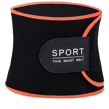 Waistbelt Sport Black/Orange