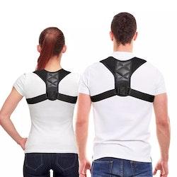Posture Corrector Black - Unisex
