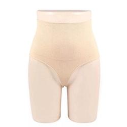 Seamless Highwaist Thong Shaper Nude