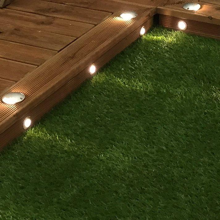 LightsOn Zenit Duo Trädgårdslampa LED