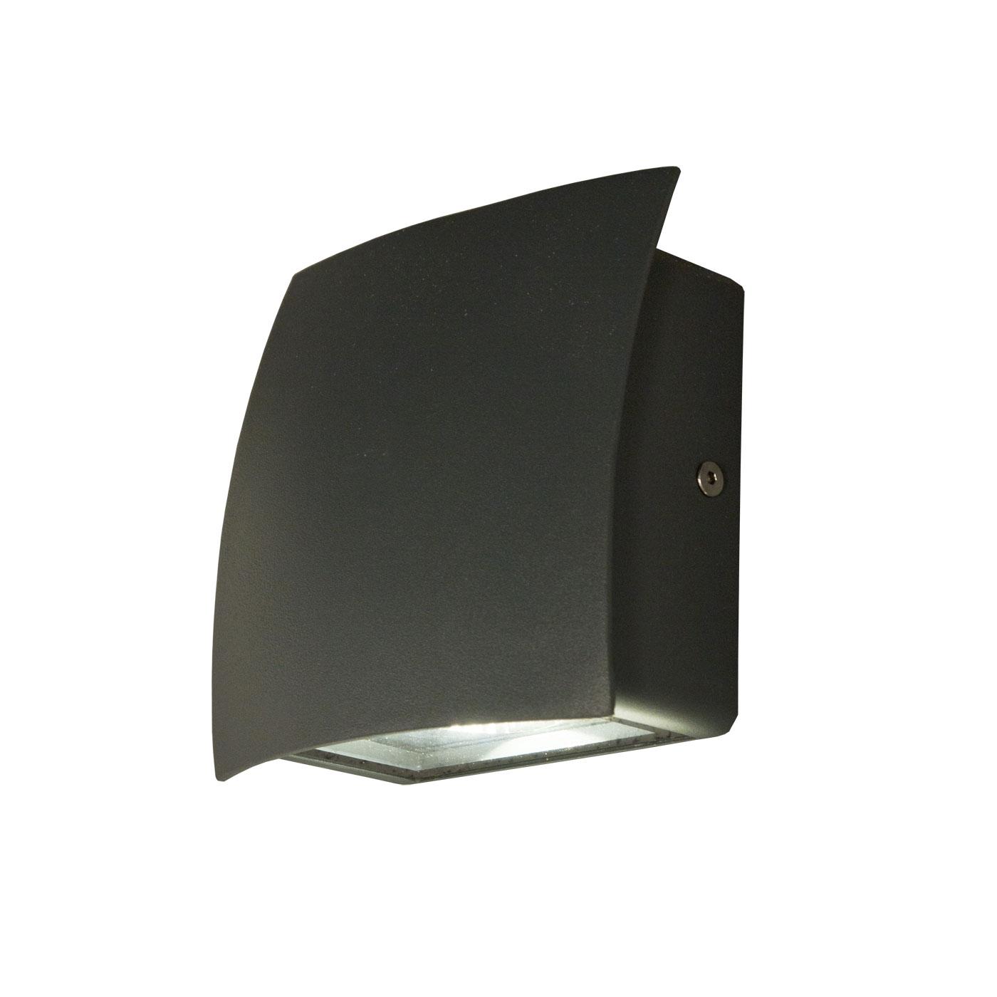 Aneta Flip Utelampa Vägg LED