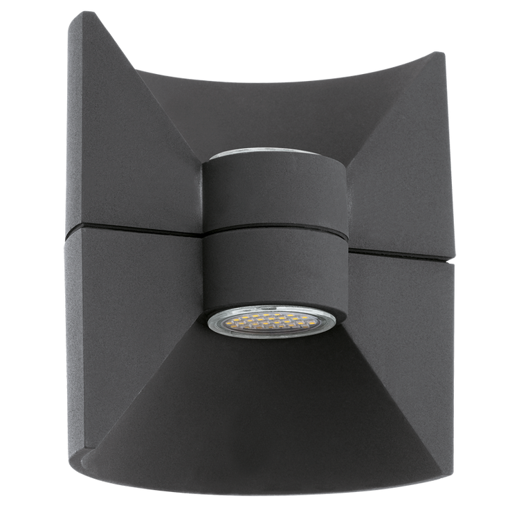 Eglo Redondo Utelampa Vägg LED Svart