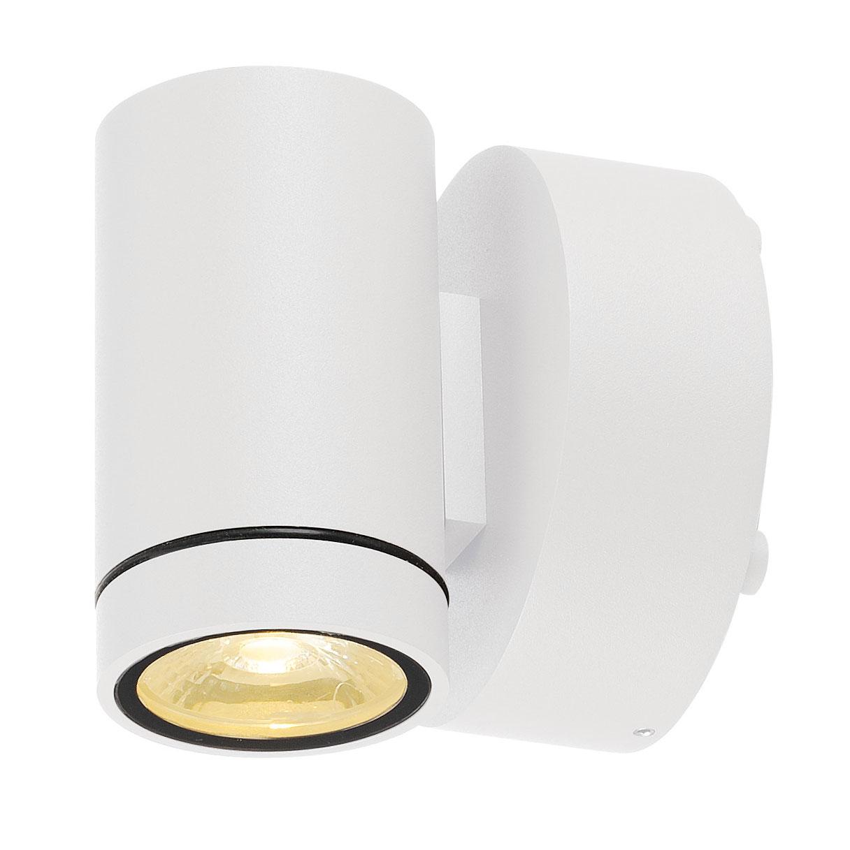 Bellalite Helia Downlight Vit Utelampa LED